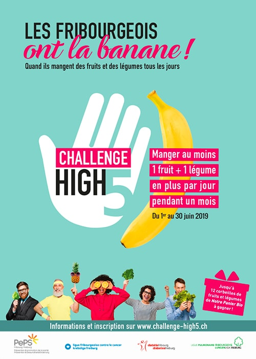 Campagne Challenge High5