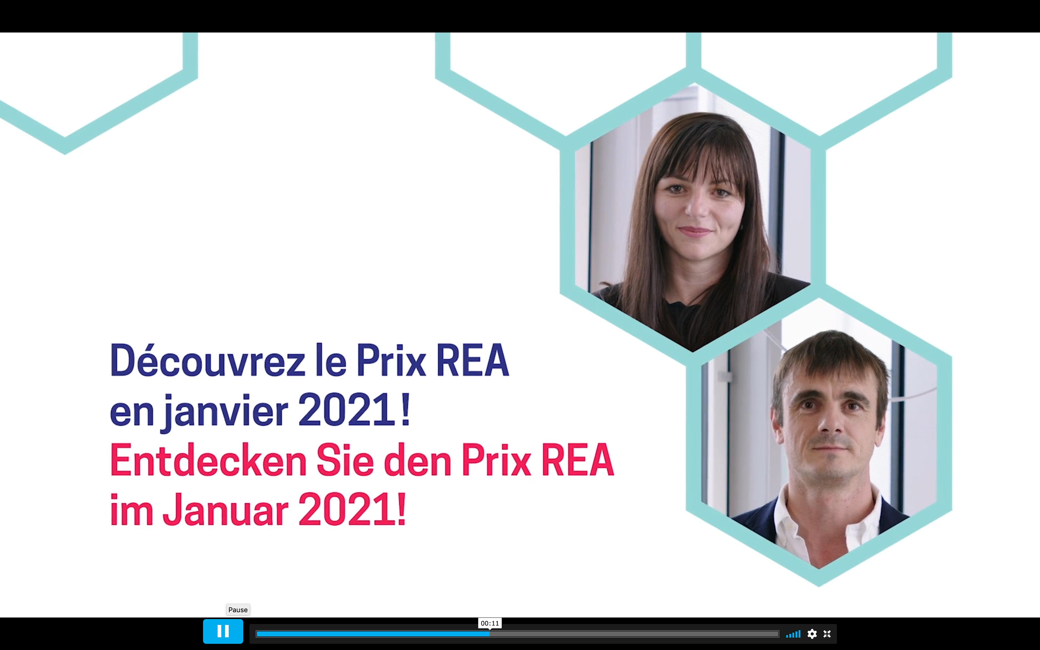 Office AI Fribourg - Le virtuel a donné vie au Prix REA 2020